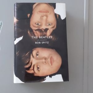 The Beatles Biography by BOB SPITZ